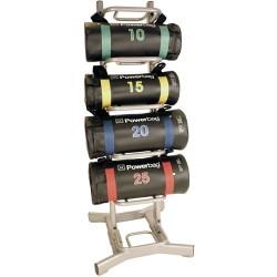 Rack de rangement pour sacs fonctionnels