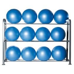 Rack de rangement pour 12 ballons