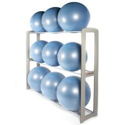 Rack de rangement pour 9 ballons