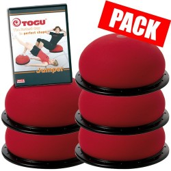 Pack 5 jumper + le DVD