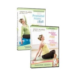 Pack prénatal pilates - 2 DVD