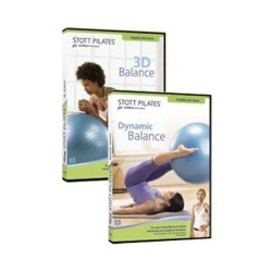 Pack pilates on the stability ball - 2 DVD