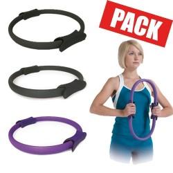 Pack 5 bodyring léger + 5 moyen + 5 fort