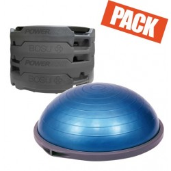 Pack 3 Bosu powerstax + 1 Bosu