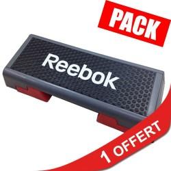 Pack 10 step + 1 offert !