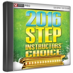 2016 Step instructor's choice