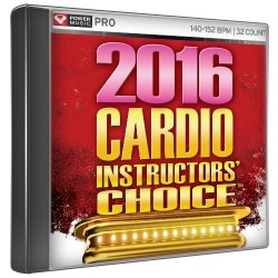 2016 Cardio instructor's choice