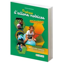 Pratique d'actions motrices pour les enfants jusqu'à 7 ans