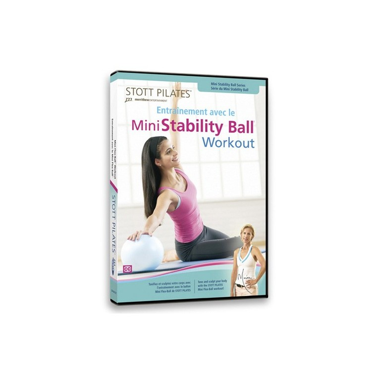 Mini Stability Ball DVD