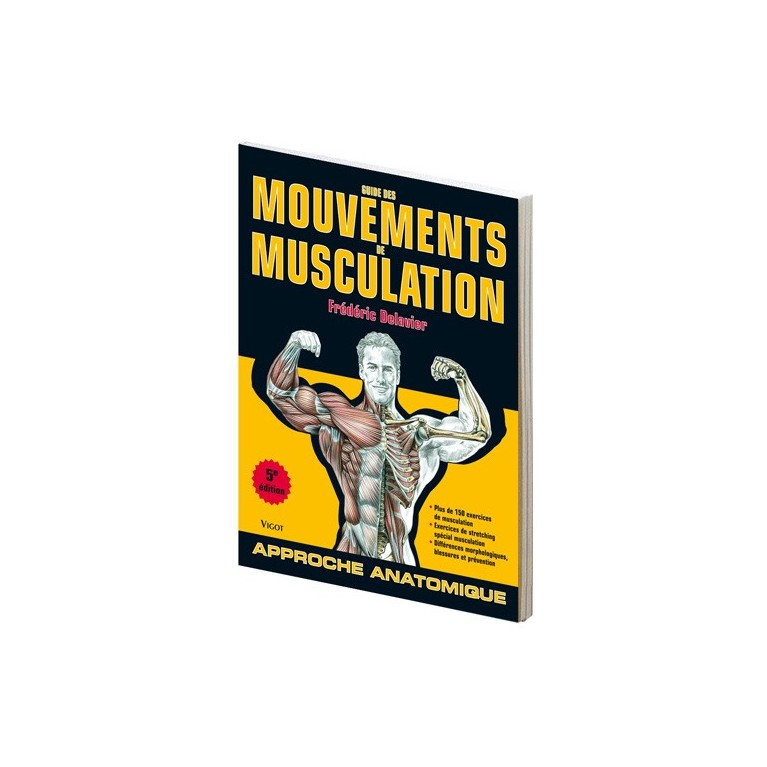 Guide des mouvements de musculation eurothemix for Guide musculation