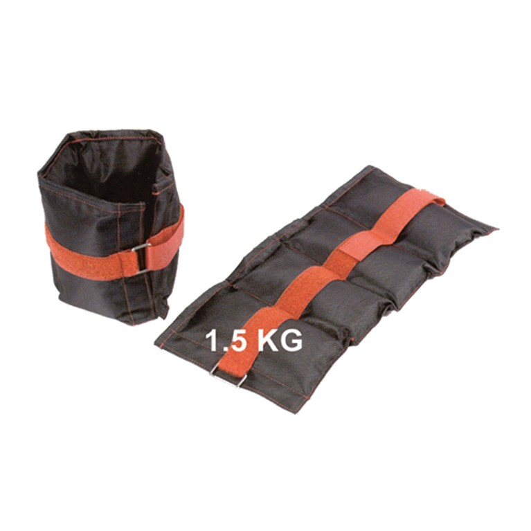 Bandes lestées (2x1.5 kg)