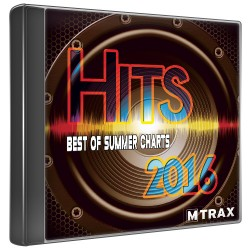 Hits 2016 - Best of summer chart