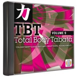 Total body Tabata vol. 9