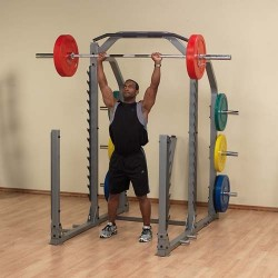 Multi squat rack