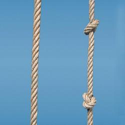 Cordes de gymnase en chanvre