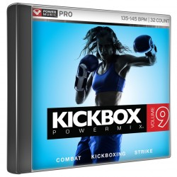 Kickbox power mix Vol. 9