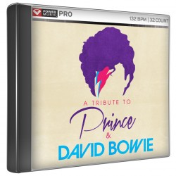 A tribute to Prince & David Bowie