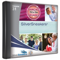 Dancing thru the decades - Silversneakers 31