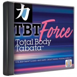 Total body Tabata force Vol. 11