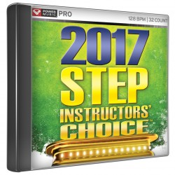 2017 Step instructor's choice
