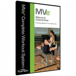 MVe® Balance and Control Chair Workout DVD