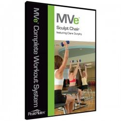 MVe® Sculpt Chair Workout DVD