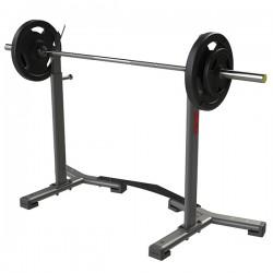 Rack à squat ajustable