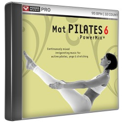 Mat pilates powermix Vol.6