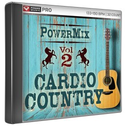 Cardio country powermix Vol. 2
