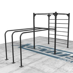 Street workout cage