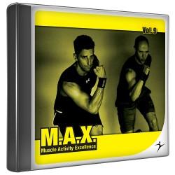M.A.X. Vol. 9