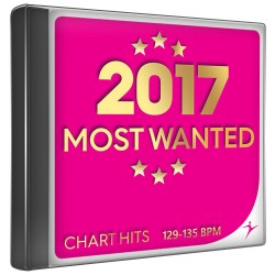 Most wanted - chart hits 2017 - 129-135 bpm