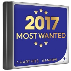 Most wanted - Chart hits 2017 - 135-140 bpm