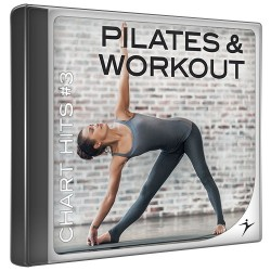 Pilates & Workout chart hits 3