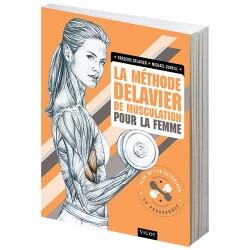 La méthode Delavier  de musculation pour la femme