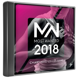 Most wanted - chart hits 2018 - 129-135 bpm
