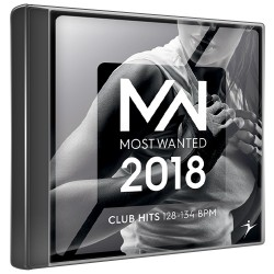 Most wanted - Chart hits 2018 - 128-134 bpm