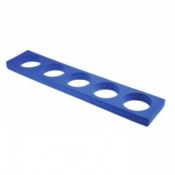 Base pour rangement foam roller