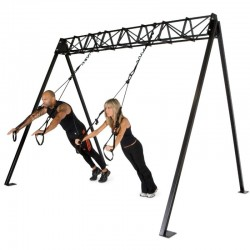 Structure suspension trainer