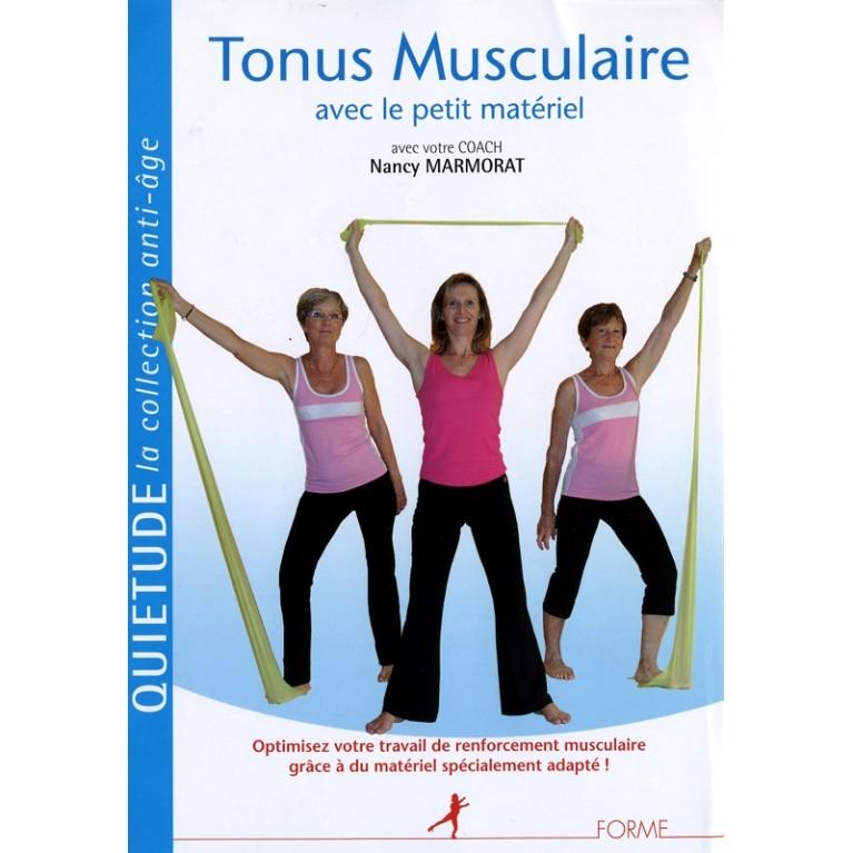 Gym séniors tonus musculaire dvd