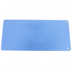 TAPIS CONFORT PILATES ET GYM DOUCE BLEU - 140CM
