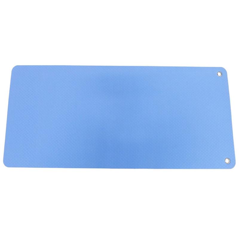 Leaderfit Tapis Pilates /& Gym Douce Bleu 140CM