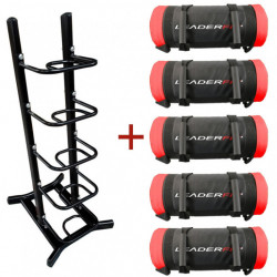 PACK RACK + SERIE POWER BAG 5KG A 25KG