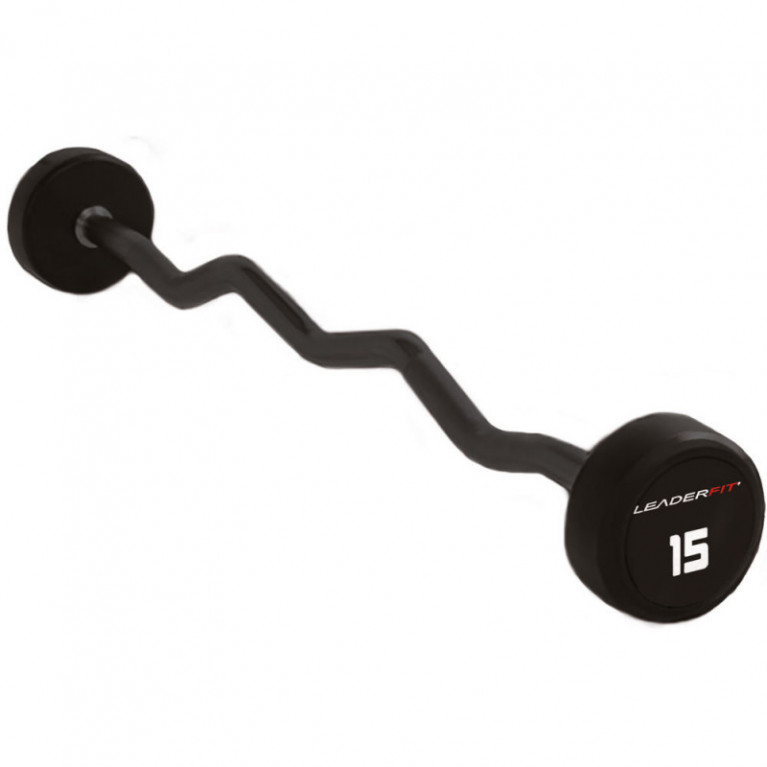 BARBELL CURL 15KG