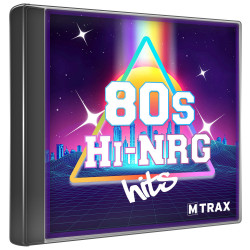 CD 80s HI-NRG HITS - SINGLE