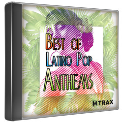 CD BEST OF LATINO POP ANTHEMS