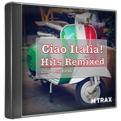 CD CIAO ITALIA REMIXED - SINGLE