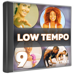 CD LOW TEMPO 9 - SINGLE
