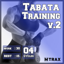 CD TABATA TRAINING 30-15 - VOLUME 2