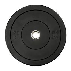 DISQUE BUMPER NOIR - 25 KG